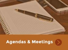 Agendas & Meetings