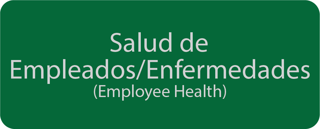 Spanish Employee Health badge
