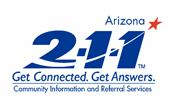 Arizona 2-1-1Get Connected. Get Answers.